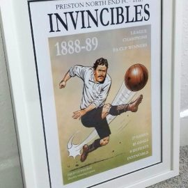 Framed Art Print – The Invincibles