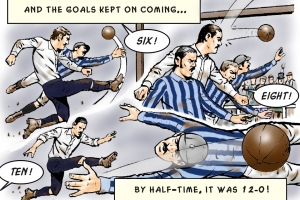 The North End Goal Machine